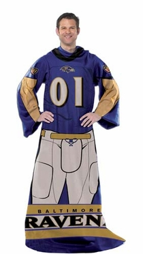 Baltimore Ravens Huddler Wrap (Uniform)