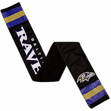 Baltimore Ravens Jersey Fashion Scarf
