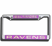 Baltimore Ravens Auto Accessories