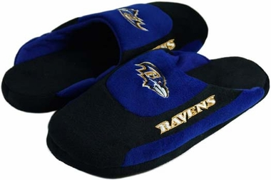 Baltimore Ravens Low Pro Scuff Slippers