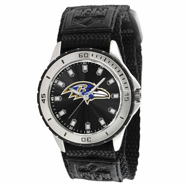 Baltimore Ravens Mens Veteran Watch