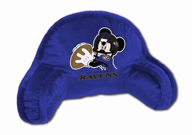 Baltimore Ravens Mickey Mouse YOUTH Bedrest