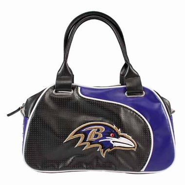 Baltimore Ravens Perf-ect Bowler Purse