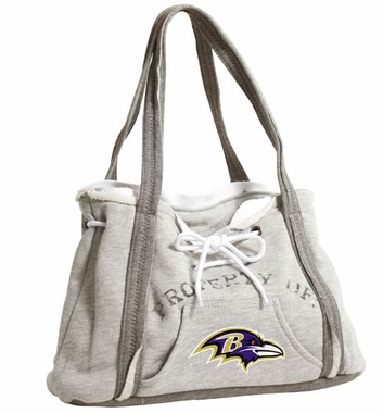 Baltimore Ravens Property of Hoody Purse