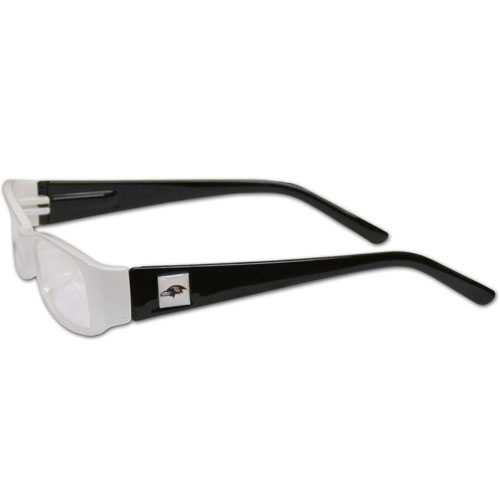 Baltimore Ravens Reading Glasses +1.50 (F)