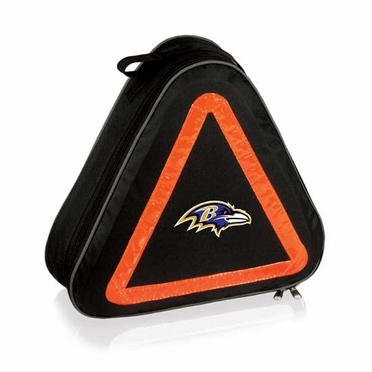 Baltimore Ravens Roadside Emergency Kit (Black)