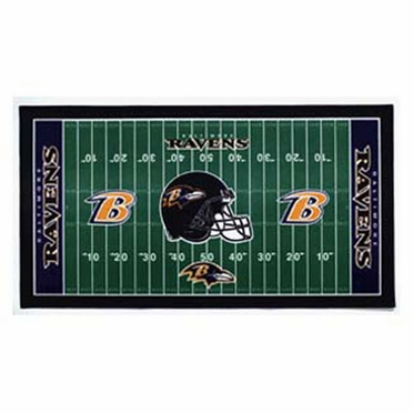Baltimore Ravens Runner Mat