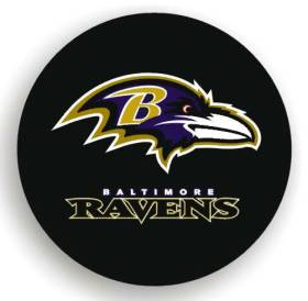 Baltimore Ravens Spare Tire Cover (Small Size)