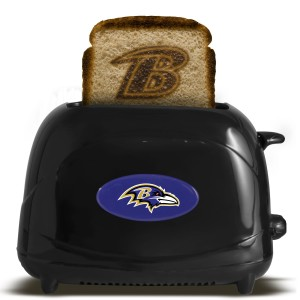 Baltimore Ravens Toaster (Black)