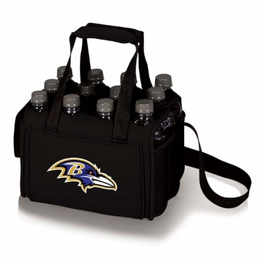 Baltimore Ravens Twelve Pack (Black)