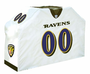 Baltimore Ravens Uniform Grill Cover