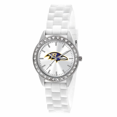 Baltimore Ravens Women's Frost Watch