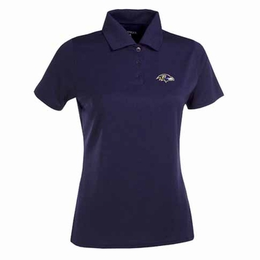 Baltimore Ravens Womens Exceed Polo (Team Color: Purple)