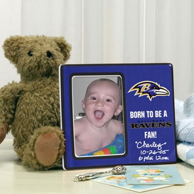 Baltimore Ravens Youth Picture Frame