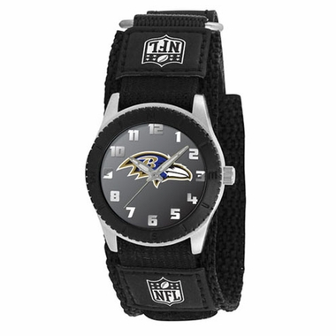 Baltimore Ravens Youth Rookie Watch (Black)