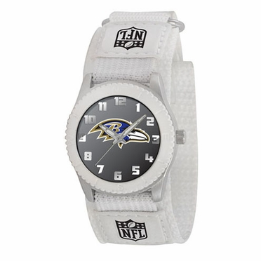 Baltimore Ravens Youth Rookie Watch (White)