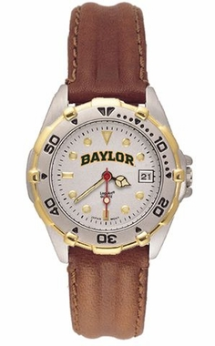 Baylor All Star Womens (Leather Band) Watch
