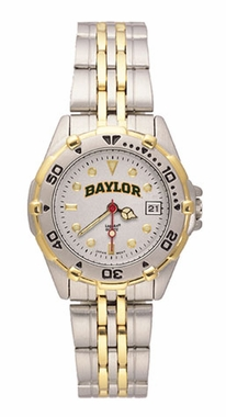 Baylor All Star Womens (Steel Band) Watch