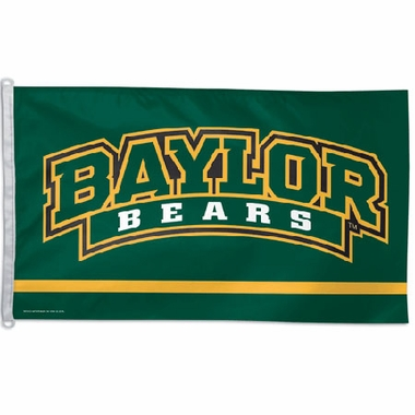 Baylor Big 3x5 Flag
