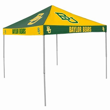 Baylor Checkerboard Tailgate Tent