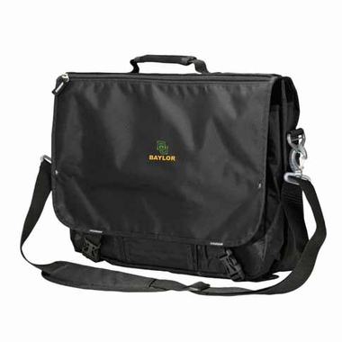 Baylor Executive Attache Messenger Bag