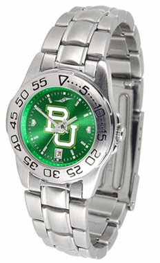 Baylor Sport Anonized Women's Steel Band Watch