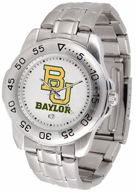 Baylor Sport Men's Steel Band Watch