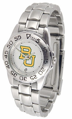Baylor Sport Women's Steel Band Watch