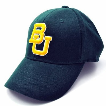 Baylor Team Color Premium FlexFit Hat