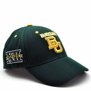 Baylor Triple Conference Adjustable Hat