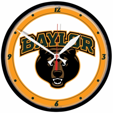Baylor Wall Clock