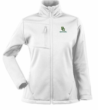 Baylor Womens Traverse Jacket (Color: White)