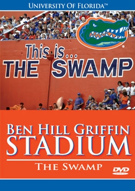 Ben Hill Griffin Stadium DVD