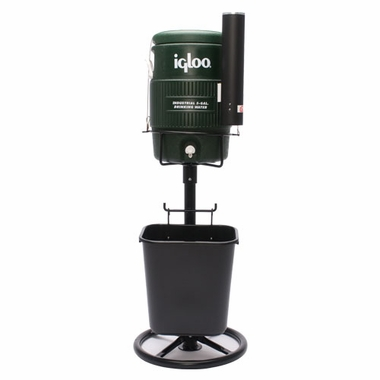 BLACK TIDI-COOLER STAND SET (GREEN)