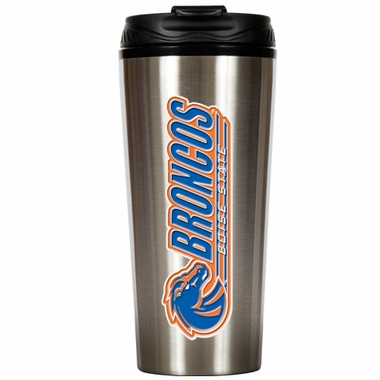 Boise State 16 oz. Thermo Travel Tumbler
