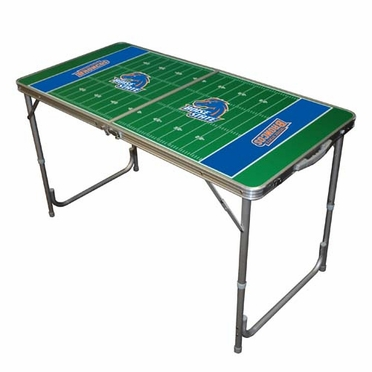 Boise State 2 x 4 Foot Tailgate Table
