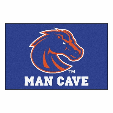 Boise State 20 x 30 Man Cave Rug