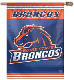 """Boise State 27"""" x 37"""" Banner"""