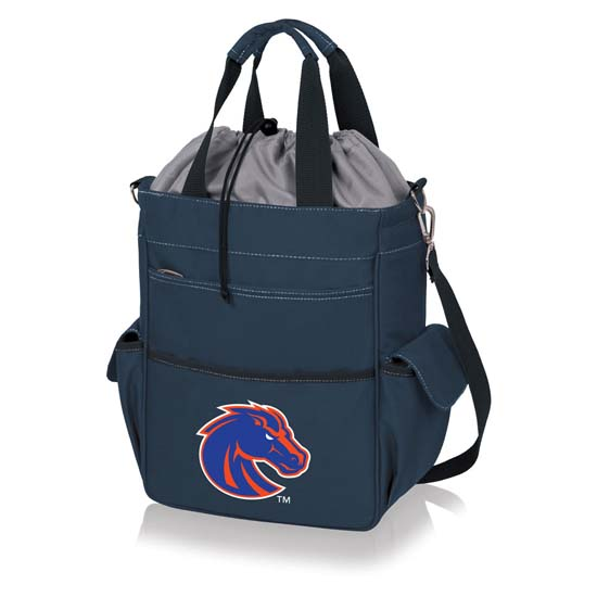 Picnic Time Boise State Activo Tote (Navy)