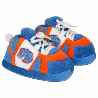 Boise State Baby Slippers