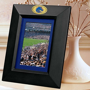 Boise State BLACK Portrait Picture Frame