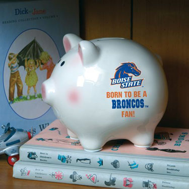 Boise State (Born to Be) Piggy Bank