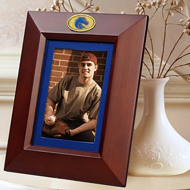 Boise State BROWN Portrait Picture Frame