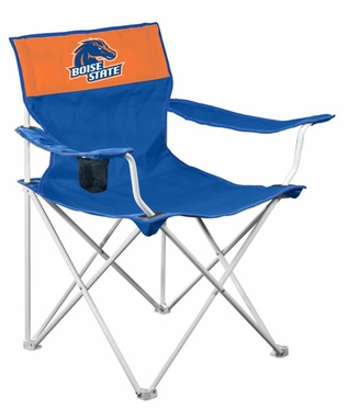 Boise State Canvas Adult Folding Logo Chair
