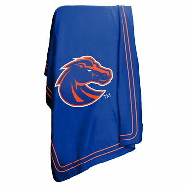 Boise State Classic Fleece Throw Blanket
