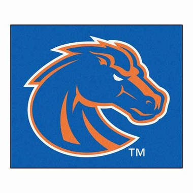 Boise State Economy 5 Foot x 6 Foot Mat