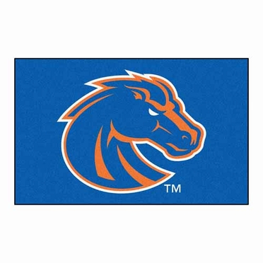 Boise State Economy 5 Foot x 8 Foot Mat