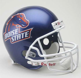Boise State Full Sized Replica Helmet