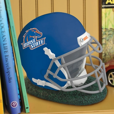 Boise State Helmet Shaped Bank