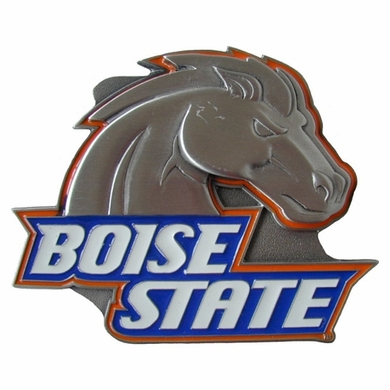 Boise State Hitch Cover Class 3